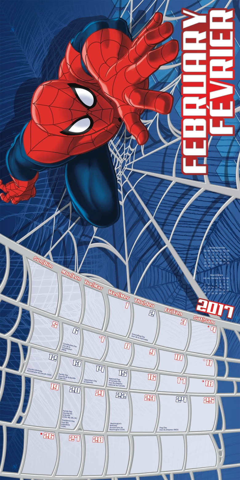 875060 Spider-Man WAL-FEB