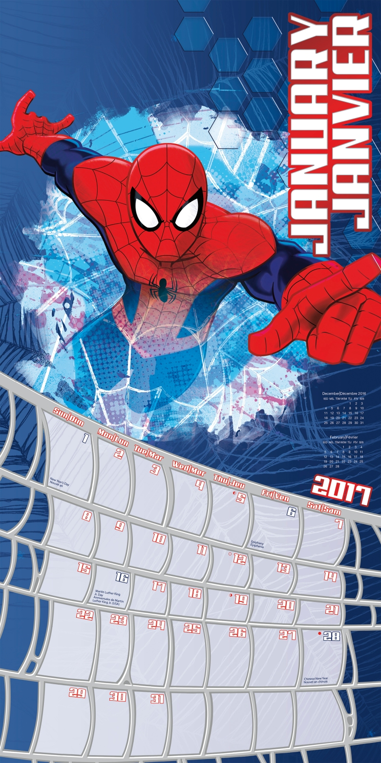 875060 Spider-Man WAL-JAN