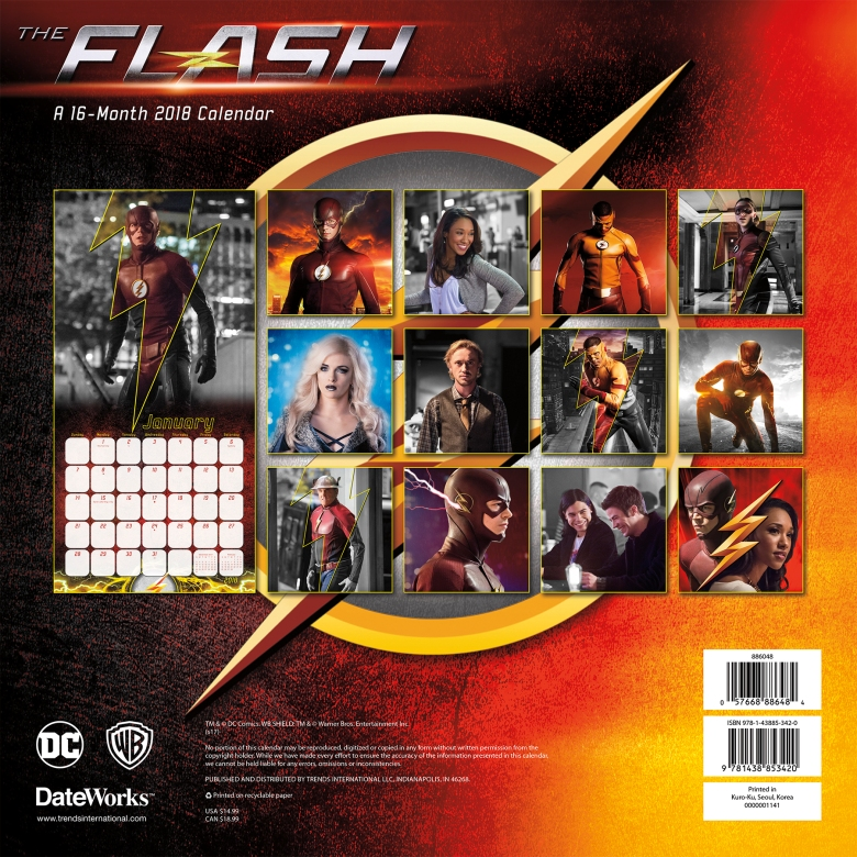 886048 the Flash WAL-BC