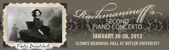 Rachmaninoff header