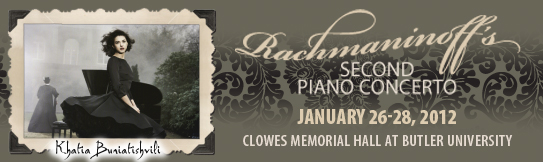 Rachmaninoff header